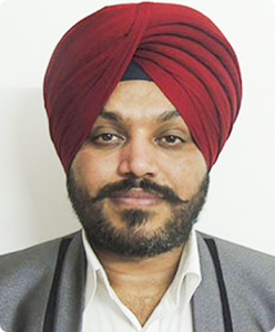 Jaswinder Singh CEO