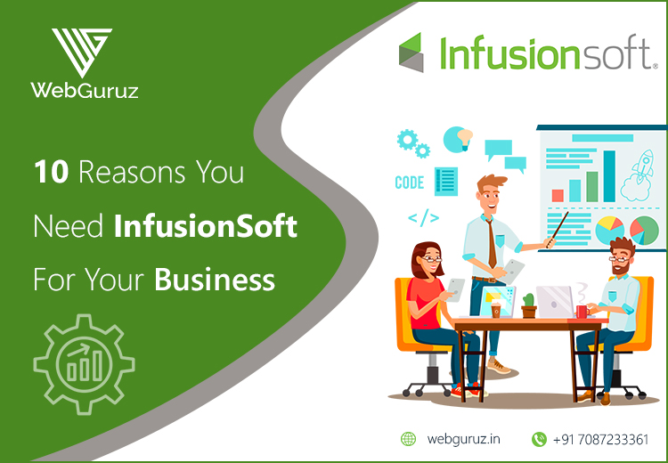 infusinsoft For Your Business